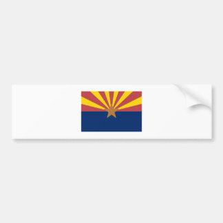 Arizona FLAG International Bumper Stickers