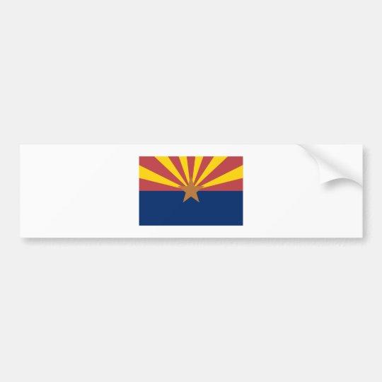 Arizona FLAG International Bumper Sticker