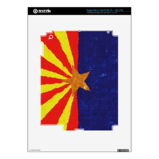 ARIZONA FLAG iPad 3 SKIN