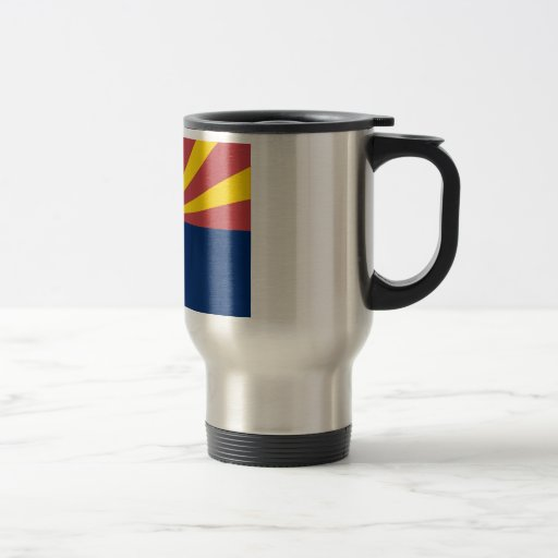 Arizona Flag Mugs