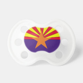 Arizona Flag Pacifiers
