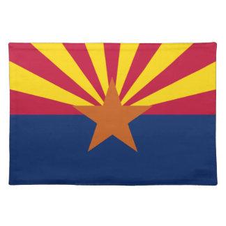 Arizona Flag Placemats
