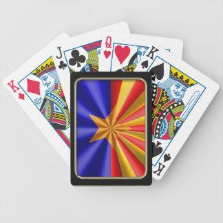 Arizona Flag  Playing Cards