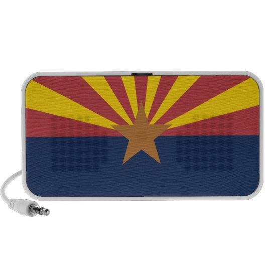 Arizona Flag Portable Speaker