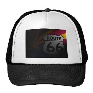 Arizona Flag Route 66 Trucker Hat