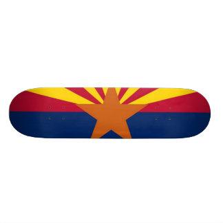 Arizona Flag Skateboard Deck