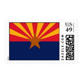 Arizona Flag Stamps