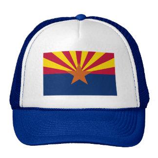 Arizona Flag Tshirts, Mugs, Apparel Trucker Hats