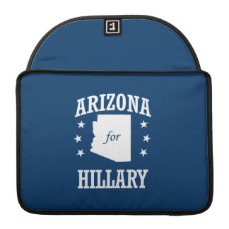 ARIZONA FOR HILLARY SLEEVES FOR MacBook PRO