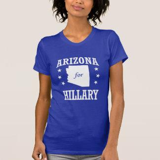 ARIZONA FOR HILLARY TEE SHIRTS