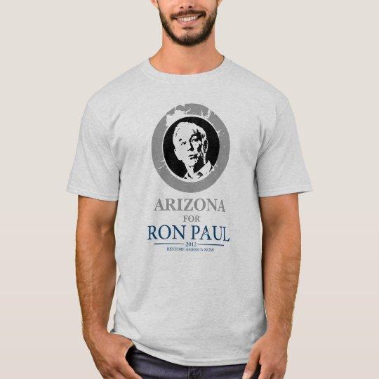 Arizona for Ron Paul 2012 T-Shirt
