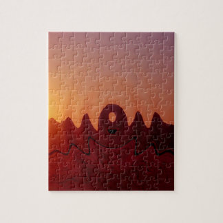 Arizona Formations Puzzle