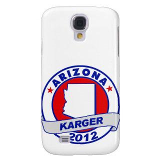 Arizona Fred Karger Samsung Galaxy S4 Case