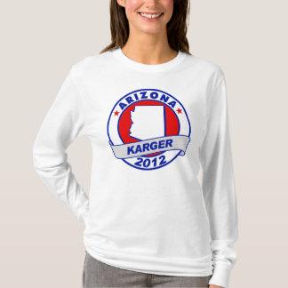 Arizona Fred Karger T-Shirt