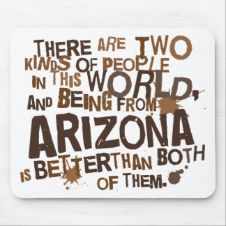 Arizona (Funny) Gift Mouse Pads