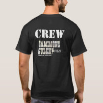 Arizona Gammons Gulch Movie Set Crew T-Shirt