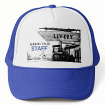 Arizona Gammons Gulch Staff Film Crew Trucker Hat
