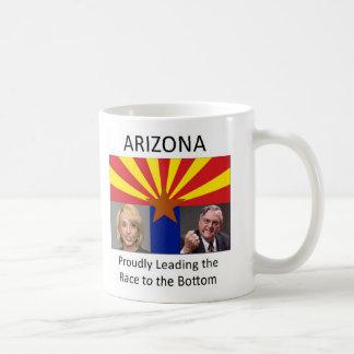 Arizona: Ganar la carrera a la taza de café inferi