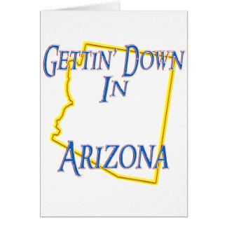 Arizona - Getting abajo Tarjetas