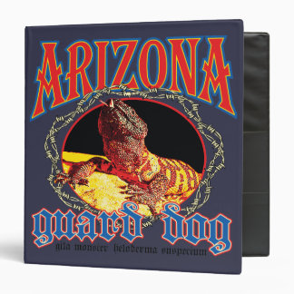 Arizona Gila Monster Binder