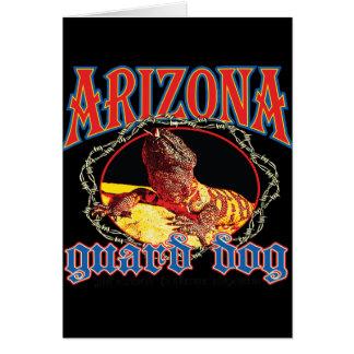 Arizona Gila Monster Card