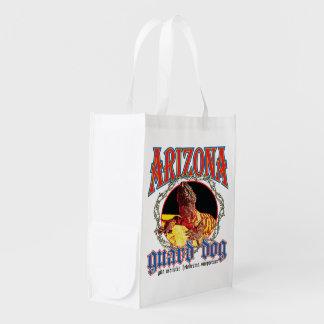 Arizona Gila Monster Grocery Bag