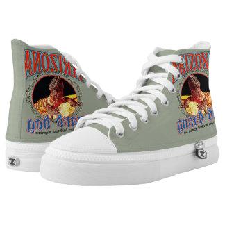 Arizona Gila Monster High-Top Sneakers