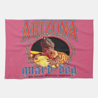Arizona Gila Monster Kitchen Towel