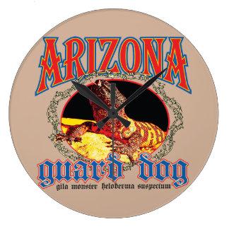 Arizona Gila Monster Large Clock