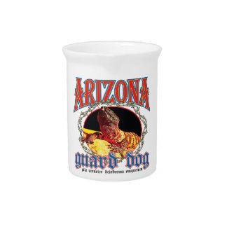 Arizona Gila Monster Pitchers