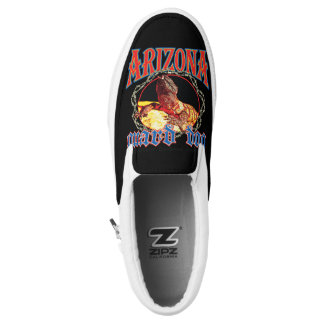 Arizona Gila Monster Slip-On Sneakers