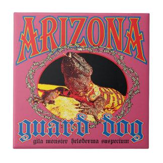 Arizona Gila Monster Tile