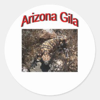 Arizona Gila Stickers