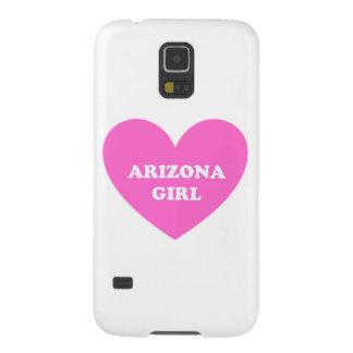 Arizona Girl Galaxy S5 Covers