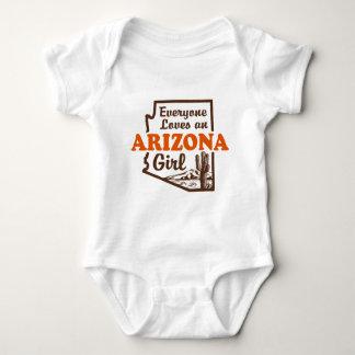 Arizona Girl Infant Creeper