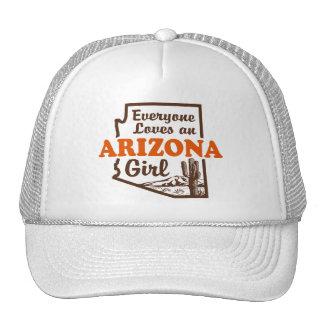 Arizona Girl Trucker Hat