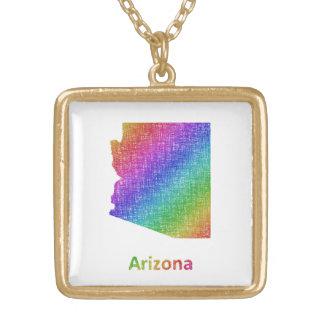 Arizona Gold Plated Necklace