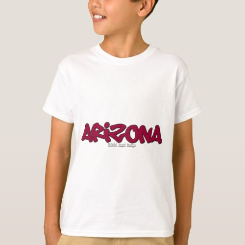 Arizona Graffiti T_Shirt