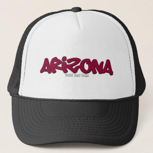 Arizona Graffiti Trucker Hat