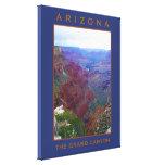 Arizona, Grand Canyon, South Rim Canvas Canvas Prints