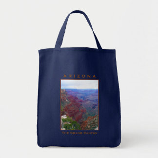 Arizona Grand Canyon South Rim Grocery Tote Bag