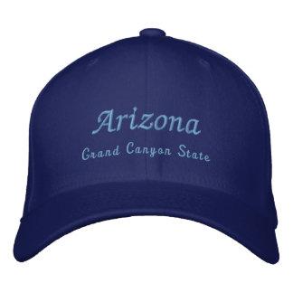 Arizona, Grand Canyon State Embroidered Hats