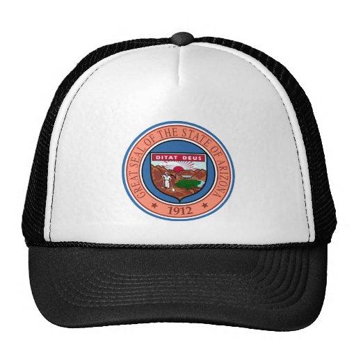 Arizona Great Seal Hat