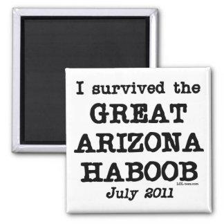 Arizona Haboob Imán Cuadrado