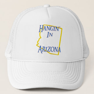 Arizona - Hangin' Trucker Hat