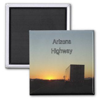 Arizona Highway Magnet