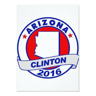 arizona Hillary Clinton 2016.png Card