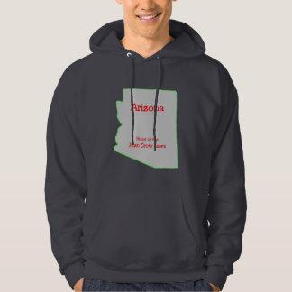 Arizona, hogar de las leyes del cuervo de Juan Sudaderas