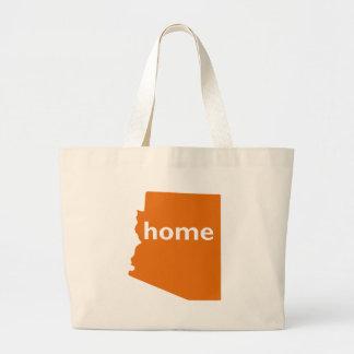 Arizona Home Jumbo Tote Bag