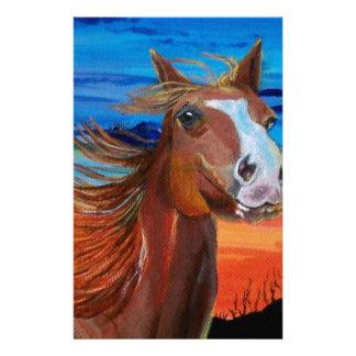 Arizona Horse Stationery
